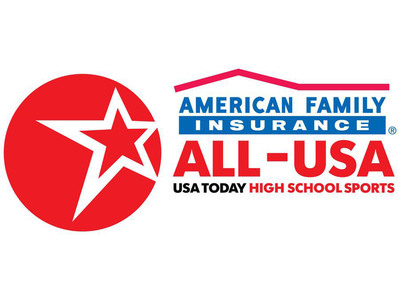 USA TODAY High School Sports logo.  (PRNewsFoto/USA TODAY Sports)