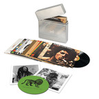 BOB MARLEY'S 70TH BIRTHDAY YEAR CELEBRATION CONTINUES WITH TWO VINYL BOX SET RELEASES -- BOB MARLEY & THE WAILERS THE COMPLETE ISLAND RECORDINGS AND THE COMPLETE ISLAND RECORDINGS: COLLECTOR'S EDITION OUT SEPTEMBER 25th -- COLLECTIONS TO INCLUDE 11-LPS SPANNING A DECADE WORTH OF MARLEY'S MOST CELEBRATED ALBUM RELEASES ON ISLAND RECORDS --The Complete Island Recordings: Collector's Edition (shown) will included 11-LPs, a 70th anniversary slip mat and two photos in glassine envelopes, all packaged in a...