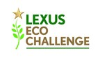 The eighth Lexus Eco Challenge kicks off! Students in 6-12th grade can let their actions speak volumes for a chance to win $500,000 in grants and scholarships. (PRNewsFoto/Lexus)