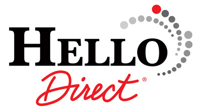 Hello Direct is the leading US direct marketer of telephony products, and is a unit of Synergy Communications Management, based in Cape Canaveral, FL. In business since 1987, Hello Direct is based in Nashua, NH, where it maintains offices for its 54 employees and a distribution center that allows it to ship nearly all products on the day they are ordered.  (PRNewsFoto/Hello Direct)