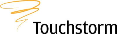 Touchstorm logo. (PRNewsFoto/Touchstorm) (PRNewsFoto/TOUCHSTORM)