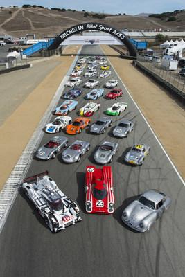 Over 57,000 automotive enthusiasts experience extraordinary Porsche Family Reunion