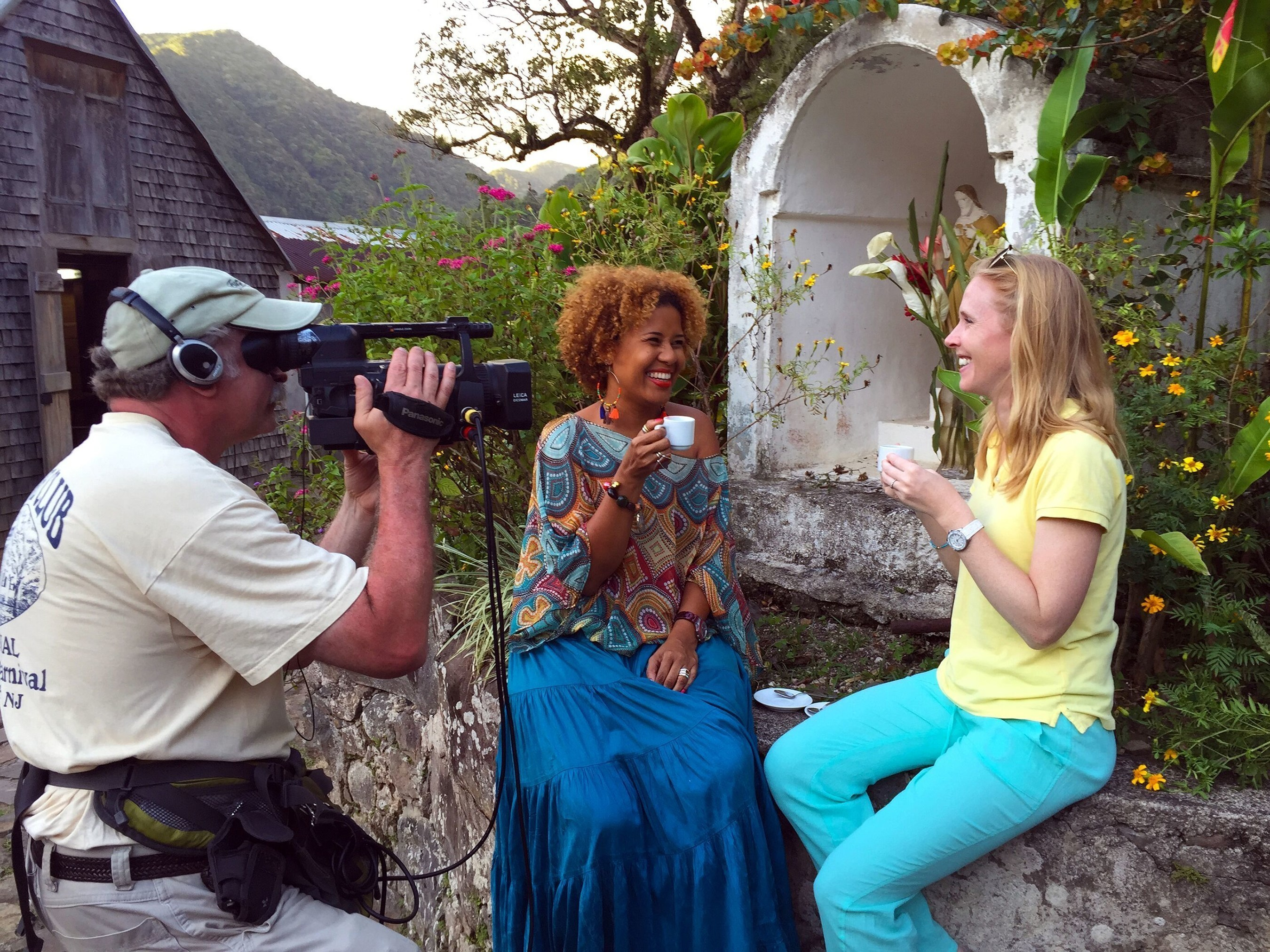 Locals Inspire Travel on New TV Series TRAVELS WITH DARLEY