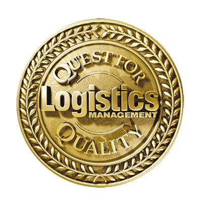 Florida East Coast Railway awarded Logistics Management 2015 Quest for Quality Award.