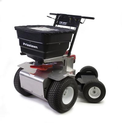 Prizelawn(R) PS200(TM) Lawn Spreader.  (PRNewsFoto/White Castle System, Inc.)