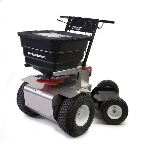 PSB Company Introduces New Powered Lawn Spreader