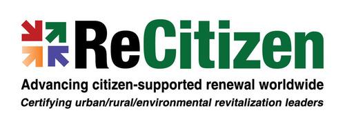 ReCitizen logo.  (PRNewsFoto/ReCitizen)