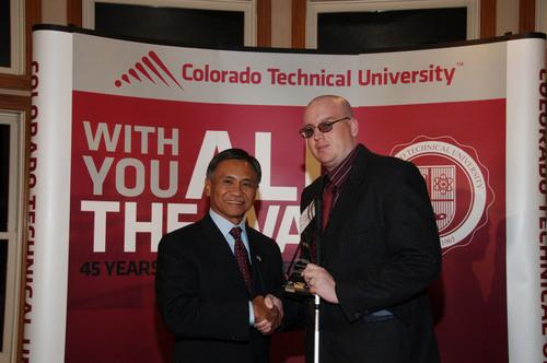 Colorado Technical University Announces Recipients of 50