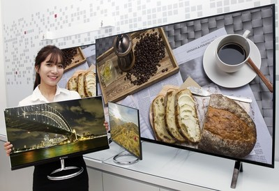 LG Display's Art Slim LCD TV Panel & ART Slim Monitor Panel