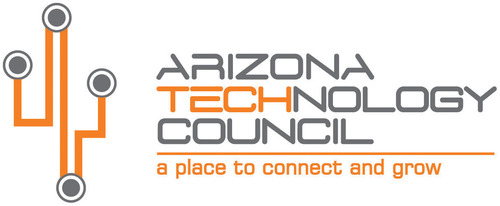 The Arizona Technology Council is Arizona's premier trade association for science and technology companies. Recognized as having a diverse professional business community, Council members work towards furthering the advancement of technology in Arizona through leadership, education, legislation and social action. The Arizona Technology Council offers numerous events, educational forums and business conferences that bring together leaders, managers, employees and visionaries to make an impact on the technology industry.  These interactions contribute to the Council's culture of growing member businesses and transforming technology in Arizona. To become a member or to learn more about the Arizona Technology Council, please visit http://www.aztechcouncil.org.  (PRNewsFoto/Arizona Technology Council)