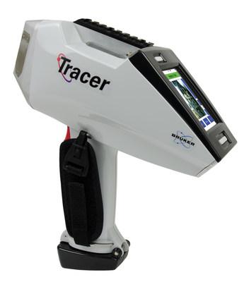 New TRACER 5i handheld XRF analyzer