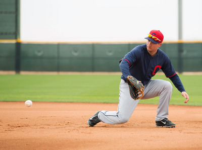 David Cooper, first baseman for the Cleveland Indians, has returned to baseball following an innovative spine surgery at Barrow Neurological Institute at St. Joseph's Hospital and Medical Center in Phoenix. Cooper has made a remarkable and full recovery following a debilitating spine injury that nearly shattered his career and left him faced with a risk of complete paralysis.