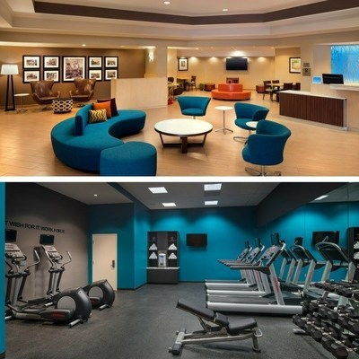 With the holidays just around the corner, Fairfield Inn Anaheim Resort has revealed its reconfigured lobby and new fitness center for holiday travelers to enjoy. For information, visit www.FairfieldInnAnaheimResort.com or call 1-714-808-6913.