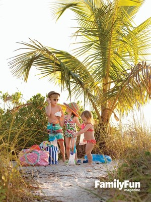 Top U.S. Family Vacation Destinations Announced By FamilyFun Magazine in 3rd Annual Travel Awards