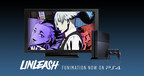 FUNimation PS4 App Launch Promotional Banner.