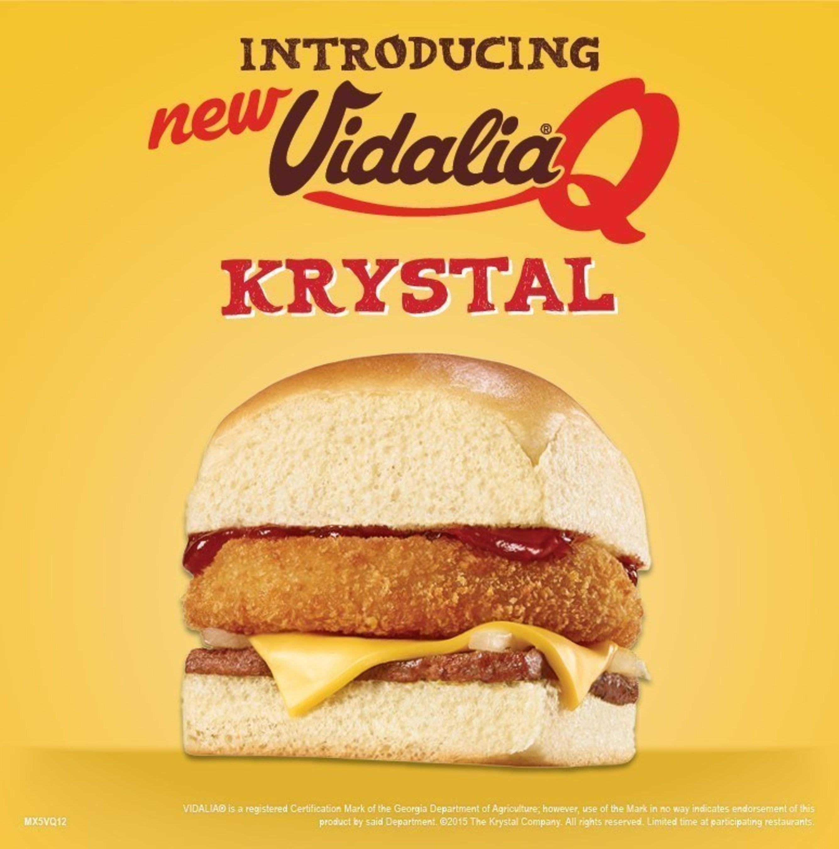 Krystal® Offers a Big, Vidalia-Sweet Value with Free Specialty Krystal Offer