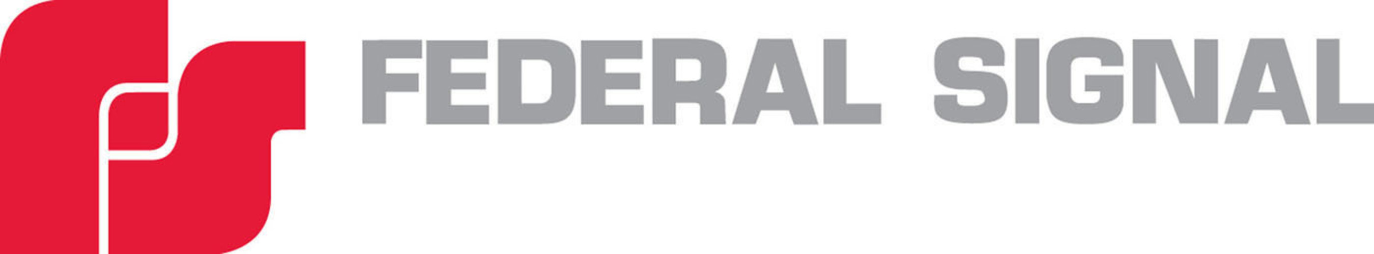 Federal Signal Corporation Logo.