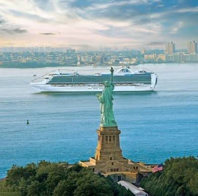 Princess Cruises Announces Largest Ever Fall Deployment in Canada & New England.