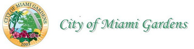 The City of Miami Gardens logo.  (PRNewsFoto/The City of Miami Gardens)