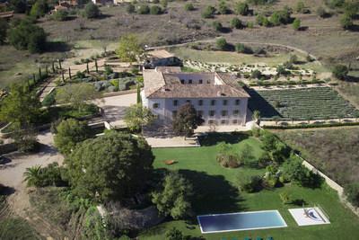 Finca Sa Vinya, Puigpunyent Mallorca, Illes Balears, Spain