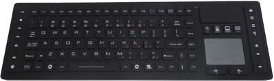 Small PC's new waterproof Bluetooth PC Keyboard (PRNewsFoto/Small PC)