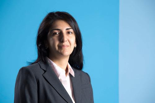 Economist Shushanik Papanyan joined the BBVA Compass economic research team.  (PRNewsFoto/BBVA Compass)