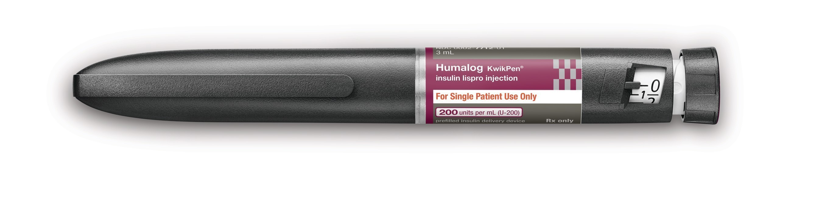 Lilly's Humalog® 200 units/mL KwikPen® Now Available in U S