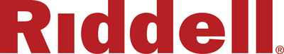 Riddell logo.  (PRNewsFoto/Riddell)