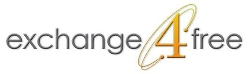Exchange4free (PRNewsFoto/Exchange4free)