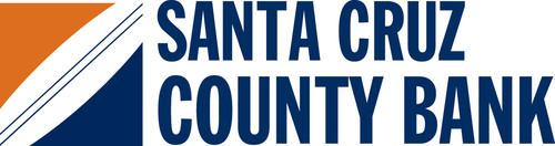 Put Your Money Where Your Life Is. Santa Cruz County Bank logo.  (PRNewsFoto/Santa Cruz County Bank)