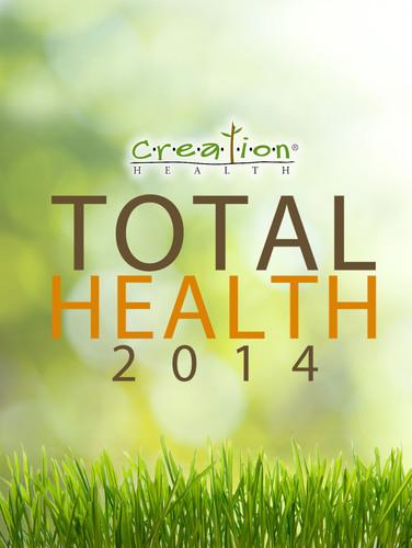 CREATION Health Total Health 2014. (PRNewsFoto/CREATION Health) (PRNewsFoto/CREATION HEALTH)