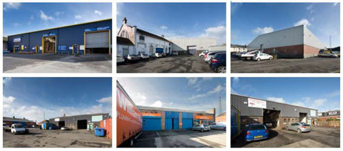 W. P. Carey acquires a portfolio of 14 trade counter and industrial assets on behalf of our managed REIT, ...