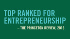 Babson College has been recognized by The Princeton Review and Entrepreneur magazine for having the No. 1 undergraduate school and the No. 2 graduate school for Entrepreneurship Education nationwide.