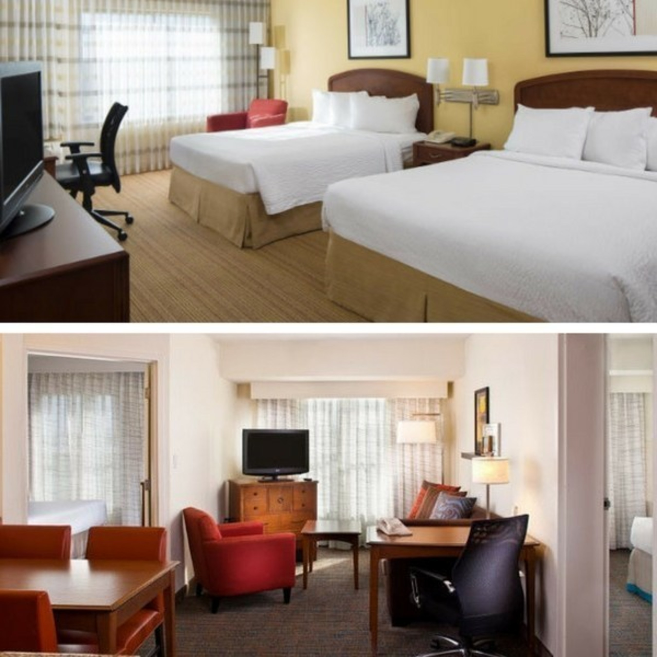 Two Daytona Beach hotels are encouraging Biketoberfest attendees to make reservations at Courtyard Daytona Beach Speedway/Airport and Residence Inn Daytona Beach Speedway/Airport during the annual event from Oct. 13-16, 2016. For information, visit DaytonaBeachCourtyard.com or DaytonaBeachResidenceInn.com.