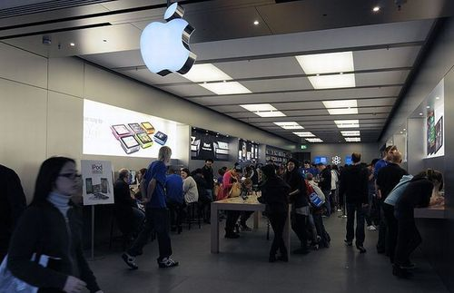 The Apple Store at the Bentall Centre, Kingston