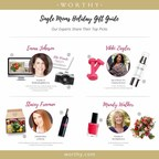 Worthy's Experts Reveal Their Top Self Indulgent Holiday Picks In Its First-Ever Single Mom Gift Guide Blog Post