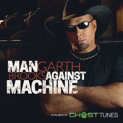 """The 13-year wait ends tonight at midnight for Garth Brooks' fans as the artist's new album - Man Against Machine - arrives on GhostTunes, a site created by the award-winning Brooks to provide a new way for artists of all genres to entertain and engage their fans. Fans heard an exclusive """"first listen"""" of the new album on GhostTunes on Halloween, and tonight can visit GhostTunes to buy the full album at a special low price of $12.99 for the digital album."""