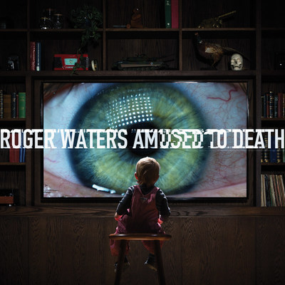 Roger Waters' album AMUSED TO DEATH returns in a remastered release from Columbia Records / Legacy Recordings on July 24th