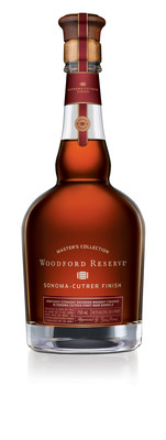 Woodford Reserve bourbon announces the release of its latest product, the Woodford Reserve Master's Collection Sonoma-Cutrer Pinot Noir Finish, which will be available for purchase in limited quantities in early November. (PRNewsFoto/Woodford Reserve)