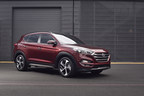 ALL-NEW 2016 HYUNDAI TUCSON CROSSOVER DEBUTS AT NEW YORK INTERNATIONAL AUTO SHOW