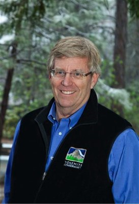 Former Yosemite National Park Superintendent Mike Tollefson Joins Outdoor App Develop Chimani As Advisor. Photo: Nancy Robbins