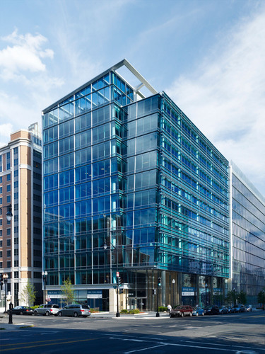 The Lenkin Company and The Tower Companies Announce 1050 K Street Certified LEED EBOM Platinum.  ...