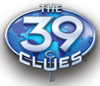 SCHOLASTIC THE 39 CLUES LOGO  The 39 Clues Logo.  (PRNewsFoto/Scholastic) NEW YORK, NY UNITED STATES