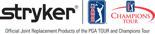 """Stryker Orthopaedics, the Official Joint Replacement Products of the PGA TOUR and Champions Tour, is bringing its message of joint health to golf fans at the next stop of the FedEx Cup Playoffs this week at the Deutsche Bank Championship. The company's fan destination - """"The Stryker Mobility Zone"""" - will be in the """"Fairway Fan Zone on 9"""" at the TPC Boston in Norton, MA starting on Thursday, August 28th. (PRNewsFoto/Stryker)"""