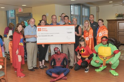 Direct Energy Partners with the Ronald McDonald House(R) of Delaware