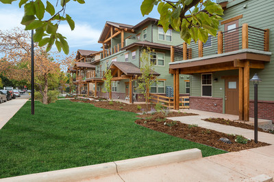 Carriage House, which is adjacent to Colorado State University, is one of three new communities recently acquired by EdR.