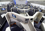 American Airlines 777-200 features a fully refurbished cabin with specially designed fully lie-flat seats in Business Class.
