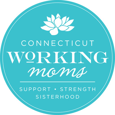 CT Working Moms logo.  (PRNewsFoto/TheBump.com)