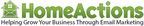 HomeActions logo and tagline.  (PRNewsFoto/HomeActions)