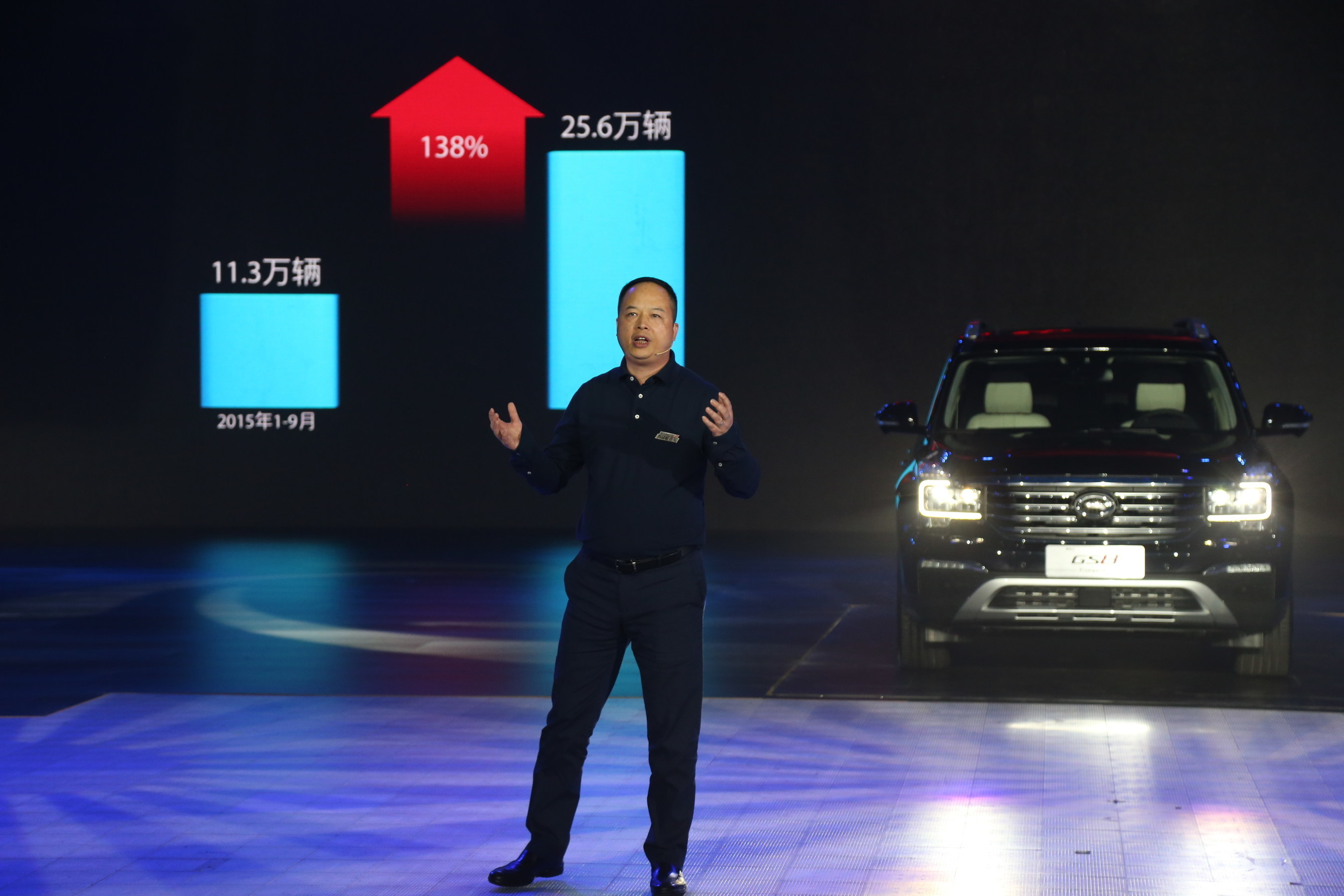 General Manager of GAC Motor Yu Jun revealed the price of GS8